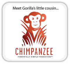 chimpanzee home