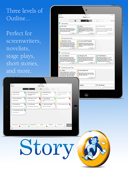 StoryO for iOS