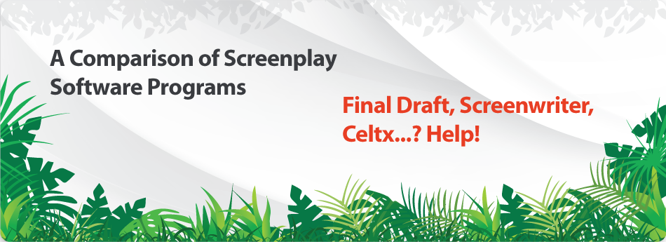 Compare Screenplay Programs
