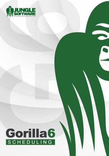 Gorilla Film Scheduling Software